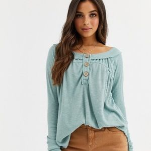 NEW Free People Must Have Henley